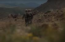 Three soldiers receive light injuries on Armenian-Azerbaijani border
