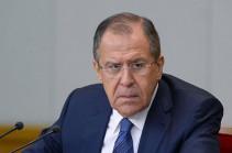 Сергей Лавров призвал Ереван и Баку к немедленному прекращению огня