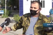 Нарек Малян отпущен на свободу