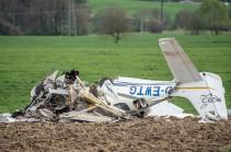 В Германии два человека погибли при крушении небольшого самолета