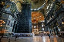 В Турции заявили, что сохранят Айя-Софию как объект всемирного наследия