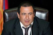 В создавшейся военной ситуации все внутриполитические вопросы становятся второстепенными – Гагика Царукян обратился к членам партии «Процветающая Армения»