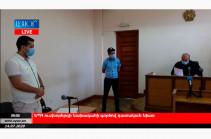 ԵՊՀ ուսխորհրդի նախագահի պաշտպանները հաջորդ նիստին ինքնաբացարկի միջնորդություն կներկայացնեն դատավորին. նիստը հետաձգվեց (Տեսանյութ)