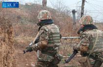 Adversary targets Berd's civilian infrastructures, no casualties reported