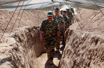 В Азербайджане сегодня погибли семь азербайджанских военных, в том числе, четыре офицера