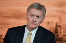 Moscow deeply concerned with situation on Armenian-Azerbaijani border: Kremlin spokesperson