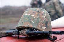 Սահմանին հակառակորդի արձակած կրակից ՀՀ ԶՈւ երկու զինծառայող է զոհվել