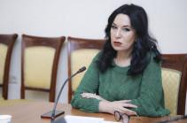 Наира Зограбян призвала руководителей европейских структур обратить внимание на провокационные действия Азербайджана