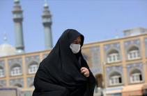 Իրանում մեկ օրում արձանագրվել է կորոնավիրուսի հետևանքով մահվան 179 դեպք