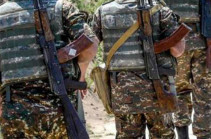 Two Armenian soldiers killed on Armenian-Azerbaijani border