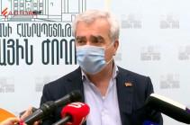 Андраник Кочарян: Предположительно, мы понесли жертвы вследствие использования двух «дронов-камикадзе»