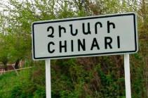 Հակառակորդի կողմից Չինարի բնակավայրի վրա արձակած կրակոցների դեպքի առթիվ հարուցվել է քրեական գործ