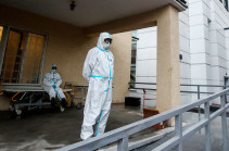Ռուսաստանում կորոնավիրուսի հետևանքով մեկ օրում 156 մարդ է մահացել