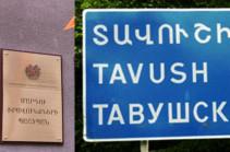 Մարդու իրավունքների պաշտպանը փաստահավաք առաքելությամբ Տավուշի մարզում է