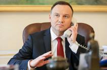 Президент Польши стал жертвой российских пранкеров, выдавших себя за генсека ООН (Видео)