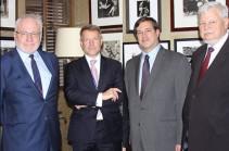 OSCE Minsk Group co-chairs urge Armenia, Azerbaijan refrain from inflammatory rhetoric