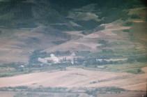 Ադրբեջանական կողմի այսօրվա հարվածը Այգեպար գյուղի ուղղությամբ. Լուսանկարներ, տեսանյութ