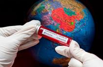 Աշխարհում COVID-19-ով վարակվելու դեպքերի թիվը գերազանցել է 13,5 միլիոնը