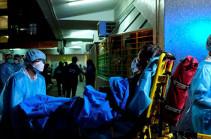 Չինաստանում մեկ օրում հայտնաբերվել է կորոնավիրուով վարակի մեկ նոր դեպք