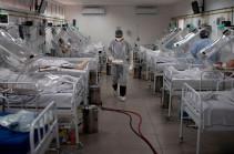Բրազիլիայում կորոնավիրուսի հետևանքով մահացածների թիվը գերազանցել է 75 հազարը