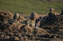 Հայ-ադրբեջանական սահմանին այս պահին մարտերը շարունակվում են