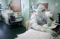 Ռուսաստանում կորոնավիրուսի հետևանքով մեկ օրում 167 մարդ է մահացել