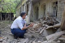Ադրբեջանական զինված ուժերը թիրախավորել են Տավուշի սահմանամերձ գյուղերի բնակավայրերը. ՄԻՊ-ի լուսանկարները