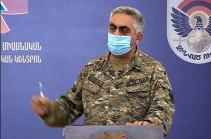 ВС Армении примут участие в учениях Южного и Западного военных округов ВС России