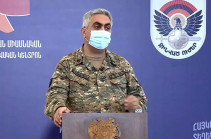 Հայ-ադրբեջանական սահմանին իրավիճակի մասին (Տեսանյութ)