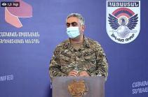 В состоянии наших раненых наблюдается положительная динамика – Арцрун Ованнисян