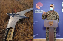 Downing Azerbaijani UAV in Artsakh does not mean fight will move to Artsakh: Artsrun Hovhannisian
