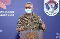 Азербайджанская «доблестная» армия показала, что ни один из видов оружия в их арсенале не обладает высокой эффективностью – Арцрун Ованнисян