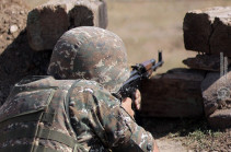 Operative situation on Artsakh-Azerbaijani Line of Contact remains relatively calm