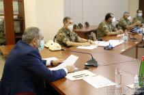 Необходимо создать надежную международную систему мониторинга по соблюдению режима перемирия – премьер Армении (Видео)