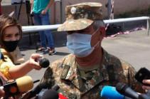 Эту войну азербайджанцы устроили на свою голову, опозорились и получили надлежащее наказание – генерал-майор Балаян