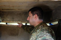 Азербайджан для решения своих минимальных задач на границе активизирует снайперские группы – Тигран Абрамян