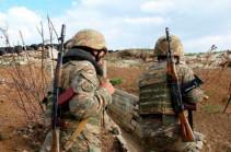 Ситуация на армяно-азербайджанской границе в ночь на 22 июля прошла относительно спокойно
