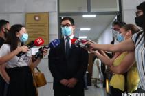 Սահմանադրական դատարանում խնդրահարույց իրավիճակն առաջացել է այն պատճառով, որ երկու դատավոր որոշել է՝ պետք է մեկնի արձակուրդ. Ռուստամ Բադասյան