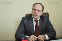 Սահմանադրական դատարանի դատավորի պաշտոնում առաջադրվել է Վահրամ Ավետիսյանի թեկնածությունը