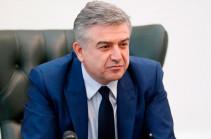 Карен Карапетян возглавил Совет директоров ПАО Объединенные машиностроительные заводы