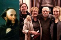 К 203-летию Айвазовского, потомки рассказывают о прадедушке (Видео)