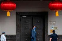 Չինացի դիվանագետները ազատագրել են Հյուսթոնում ՉԺՀ-ի գլխավոր հյուպատոսությունը