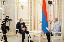 Никол Пашинян: Антиармянские нападения – попытка превратить Россию в арену межнациональных столкновений