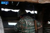 Азербайджана за неделю нарушил режим прекращения огня свыше 260 раз