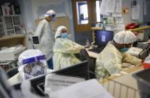 В США выявили почти 55 тысяч новых случаев коронавируса за сутки