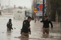 В Мексике четыре человека стали жертвами урагана Ханна (Видео)