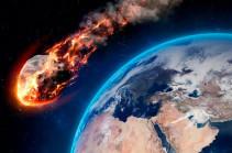 Астероид размером с футбольное поле летит к Земле