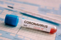 Artsakh reports 2 new coronavirus cases