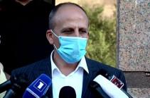Не собираюсь быть «козлом отпущения» за грехи судебной системы – Варграм Аветисян