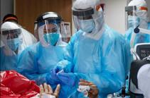 ԱՄՆ-ում մեկ օրում գրանցվել է  կորոնավիրուսով վարակի ավելի քան 67 հազար նոր դեպք